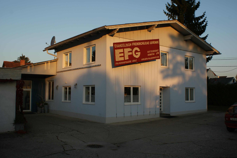 EFG Gebäude ALT
