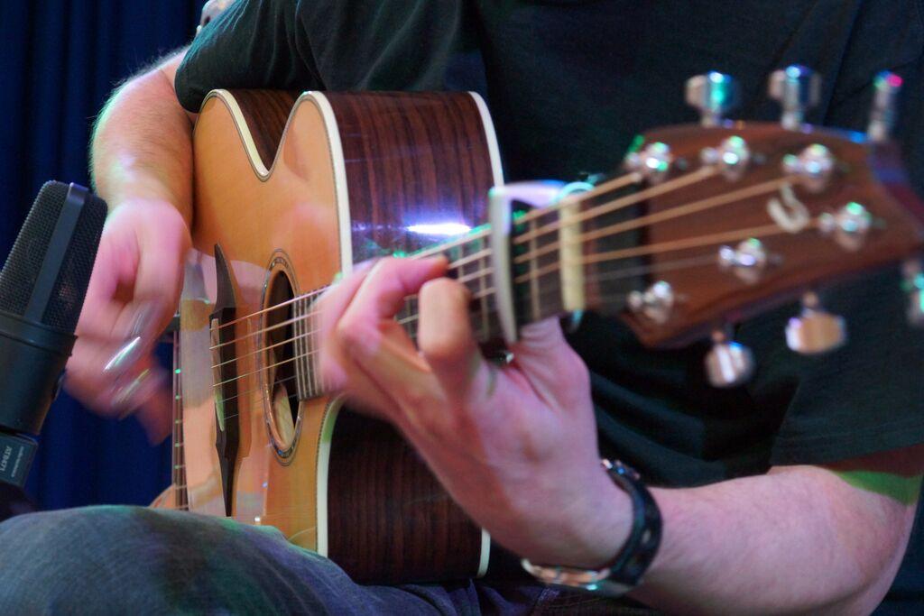 Eröffnungsfeier Live-Musik